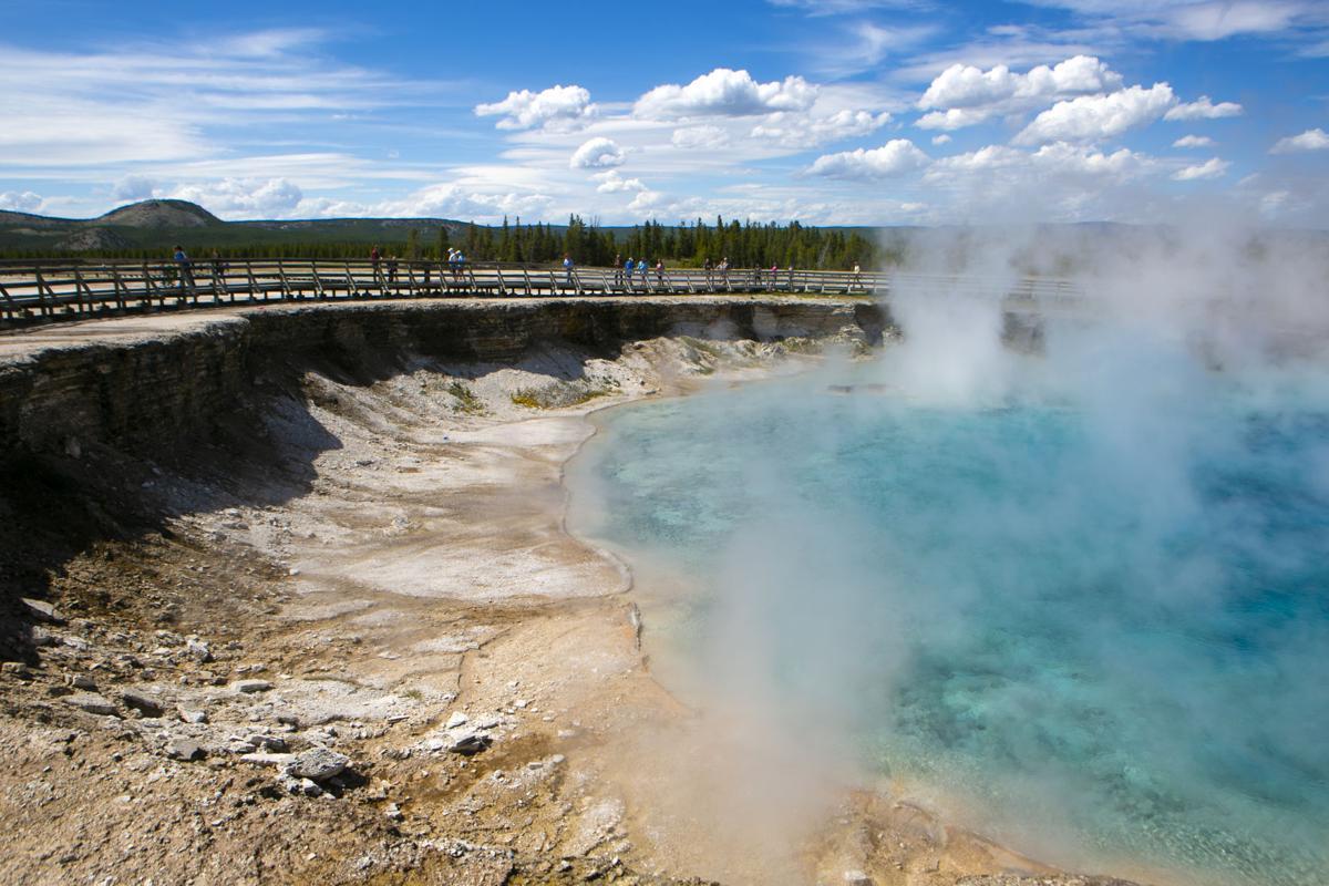 Yellowstone Entrances Reopen