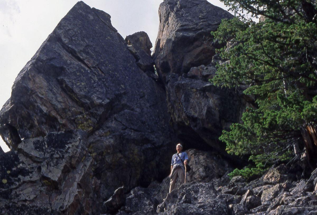 Monstrous boulders