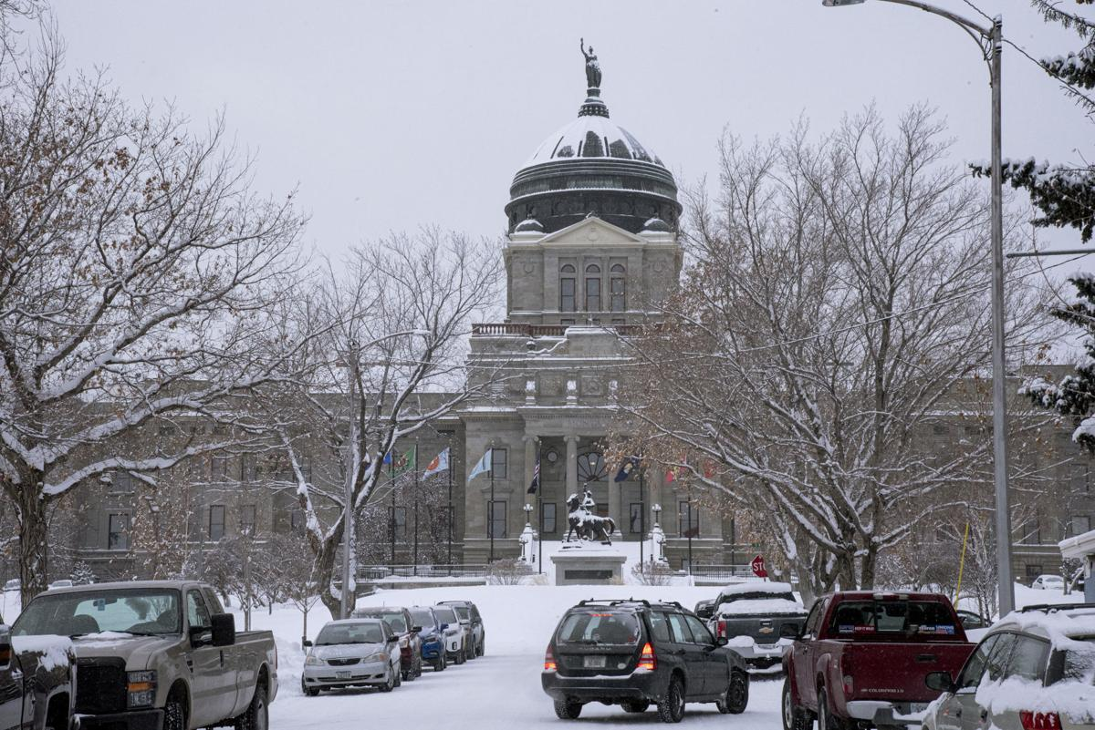 Montana State Capitol File