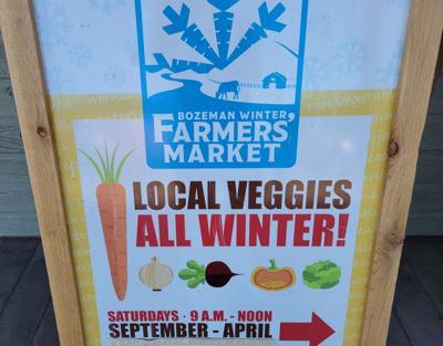 Bozeman Winter Farmers Market
