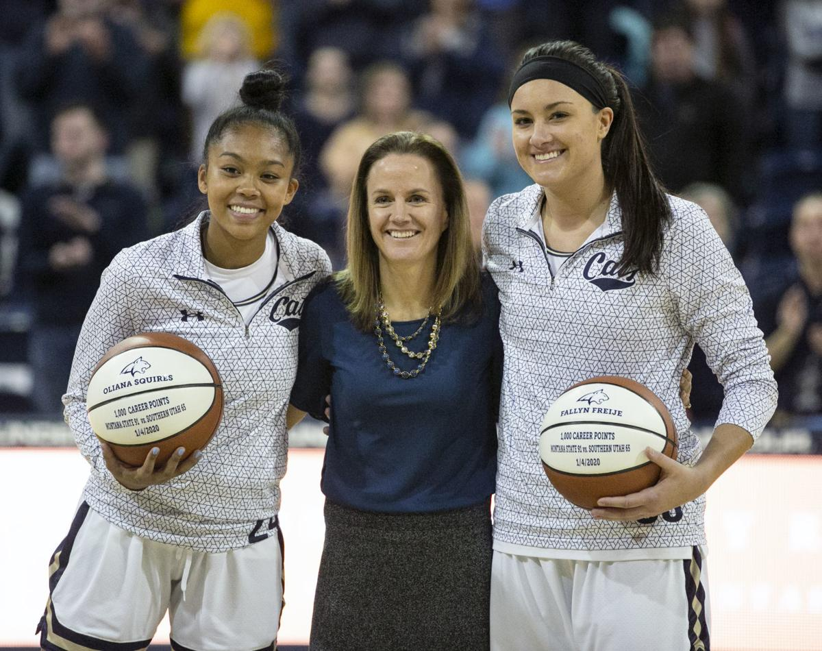 MSU v Idaho Women's Basketball (copy)