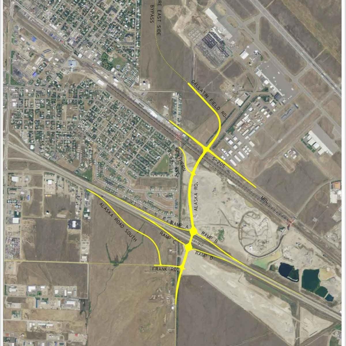 Gallatin County Commission approves $2 million I-90 exit bond deal on us 30 road map, i-90 today, interstate 90 wisconsin map, sr 99 road map, route 20 road map, i90 road map, us 20 road map, i 10 road map, highway 50 road map, i-90 corridor, i-70 road map, i-57 road map, i-72 road map, i-93 boston map, interstate 5 road map, route 90 map, i 90 tollway map, i-90 traffic cameras, i-90 weather conditions, pennsylvania turnpike road map,