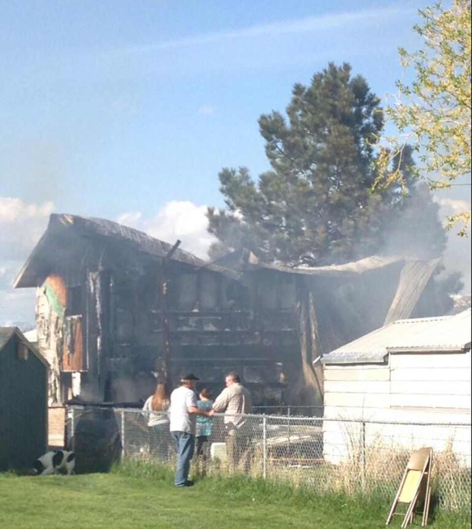 Gallery: Four Corners Fire