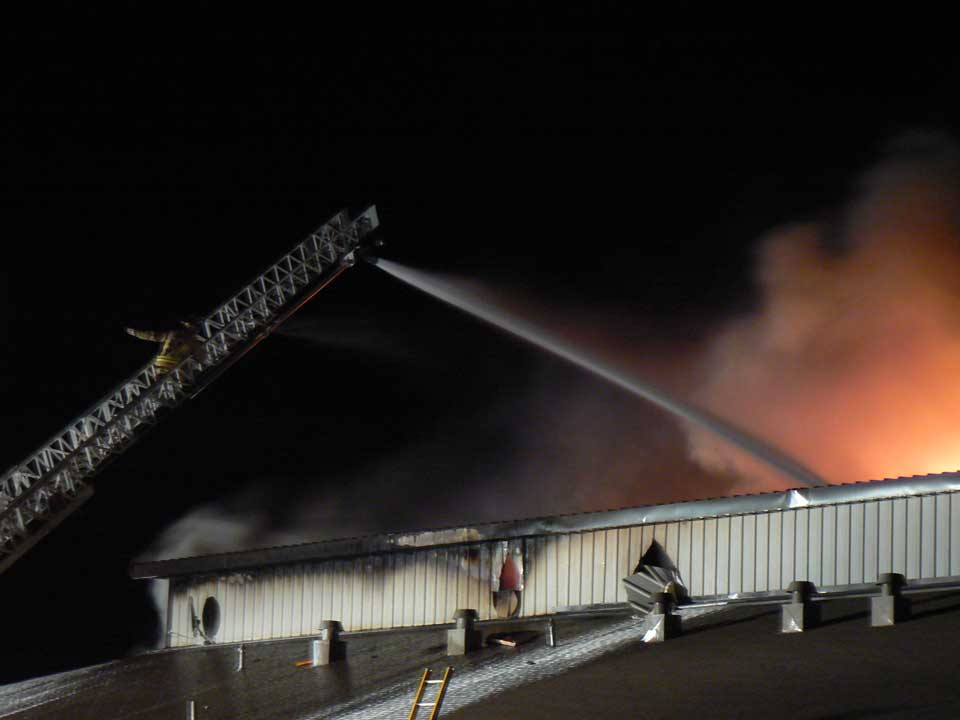 Heritage Christian fire