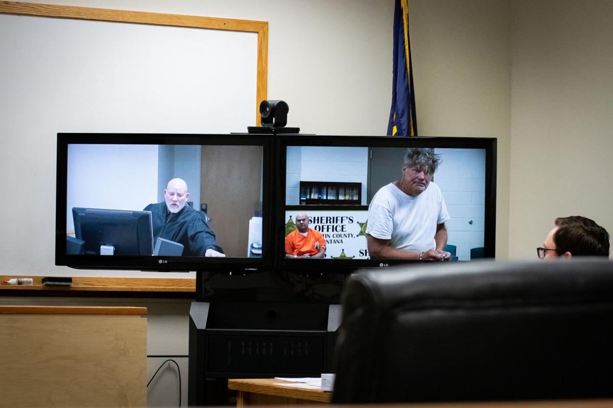 Jame Montgomery Bail Hearing