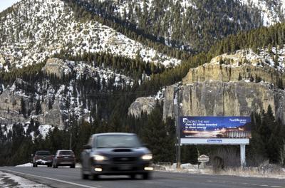Highway 191 Billboard
