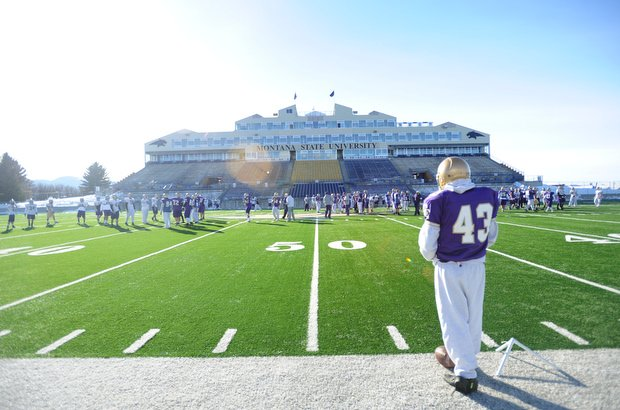 Carroll preps for title game at Bobcat Stadium | Sports ...