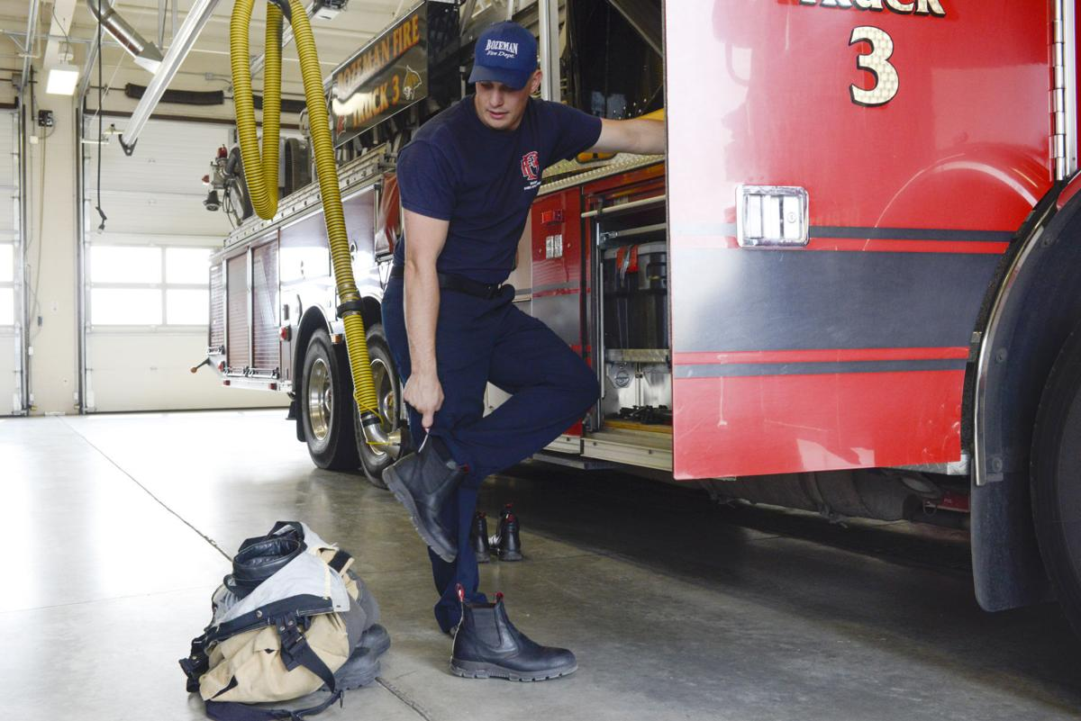 Bozeman Fire Department File