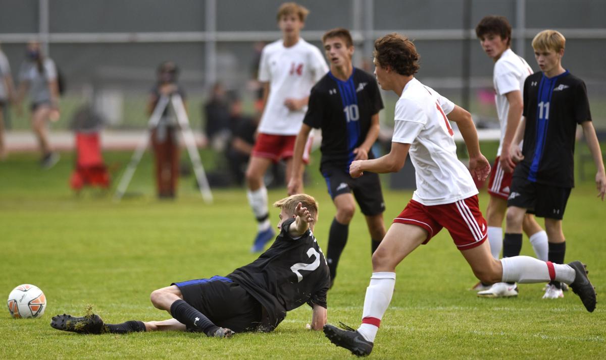 Boys Soccer, Hawks v. Raptors (copy)