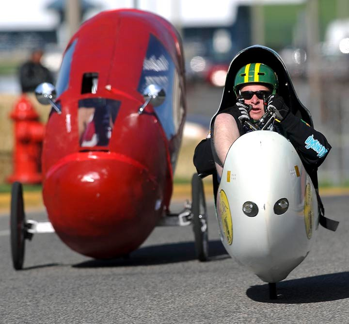 Montana State University Plays Host To Human Powered