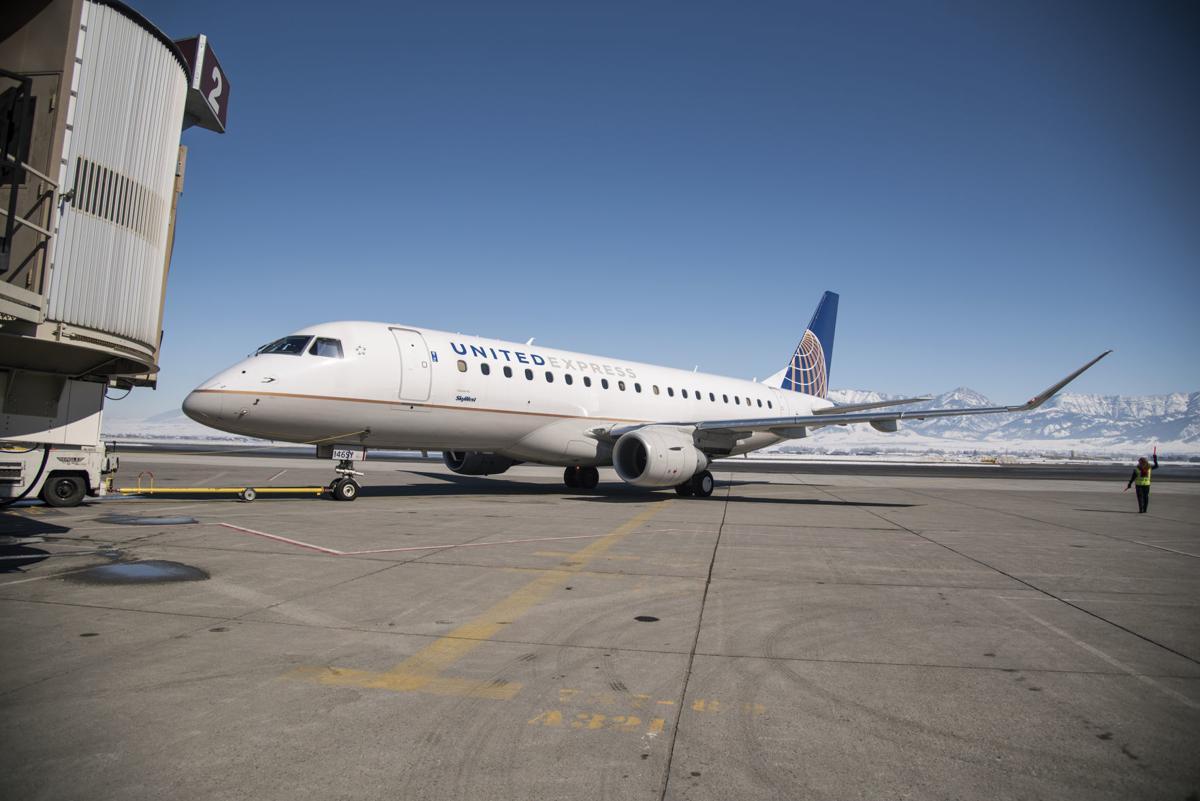 Bozeman Yellowstone International Airport File