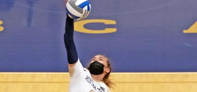 Montana State Bobcats volleyball 2 (copy)