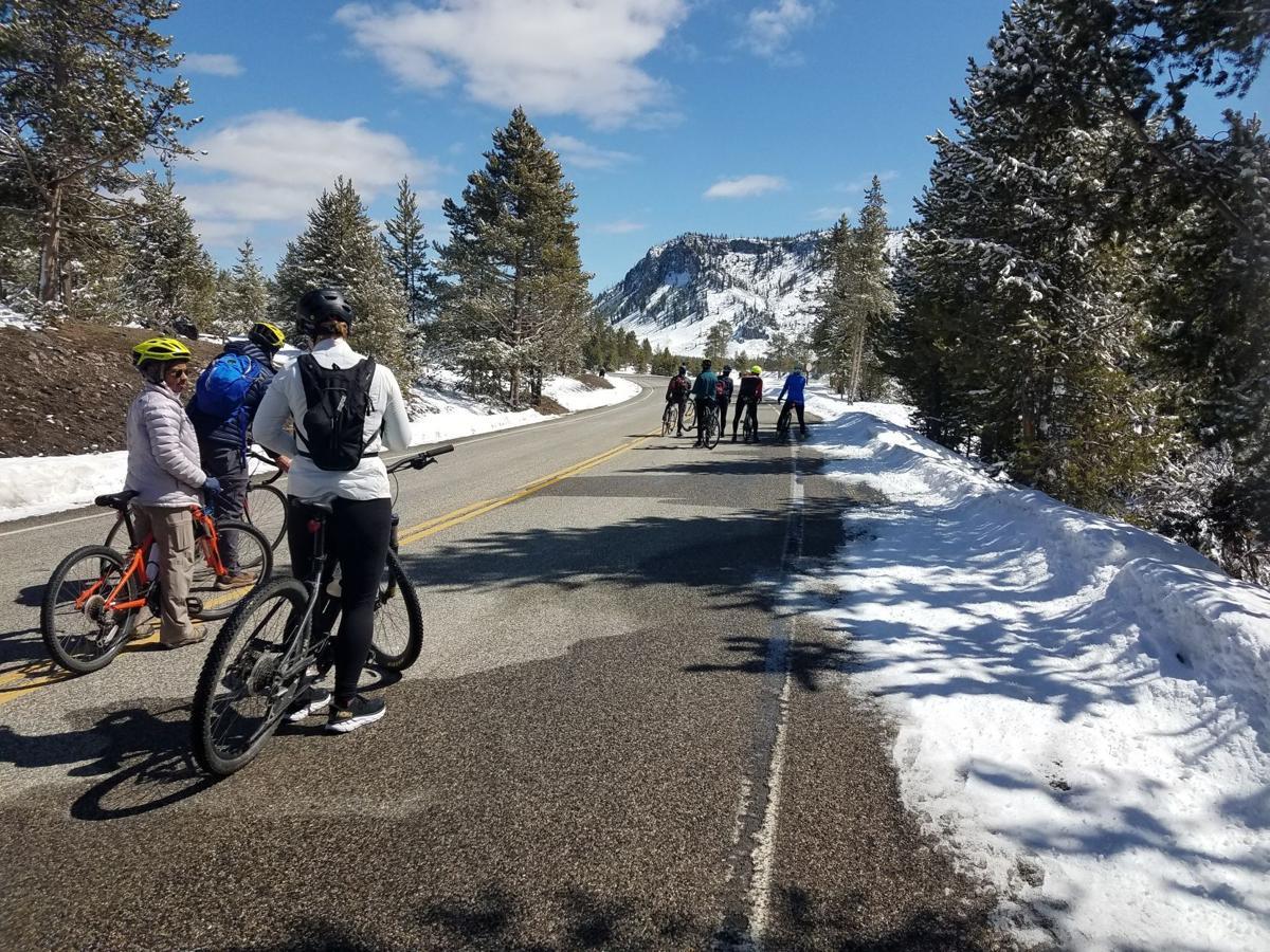 Yellowstone Biking 7
