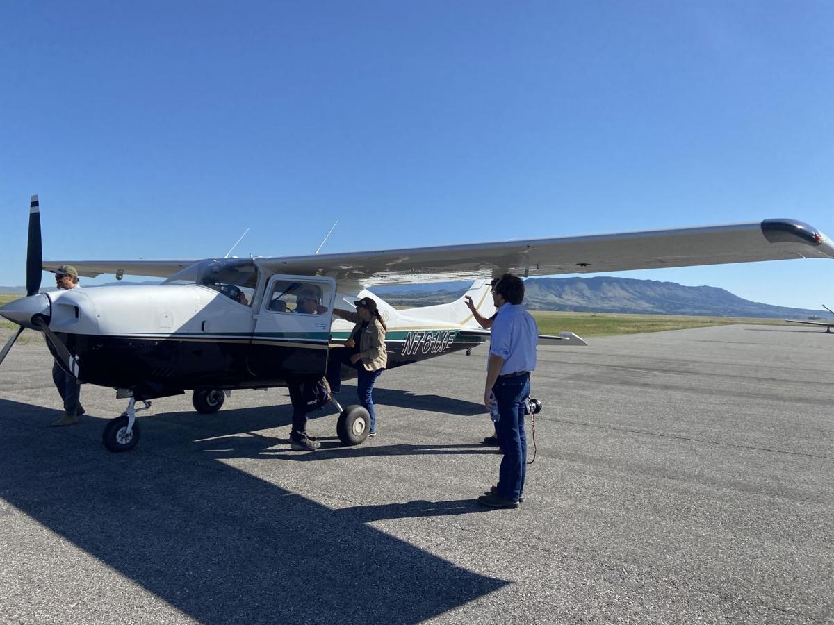 Paradise Valley flight