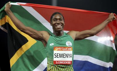 Semenya Gold Medal