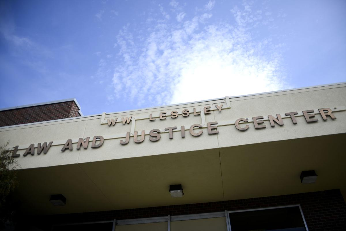 Law and Justice Center File, L&J