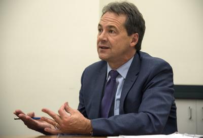 Gov. Steve Bullock at Editorial Board