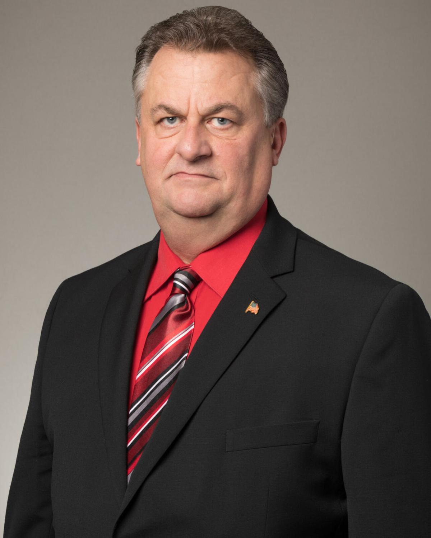 Sen. Bob Brown, R-Thomspon Falls