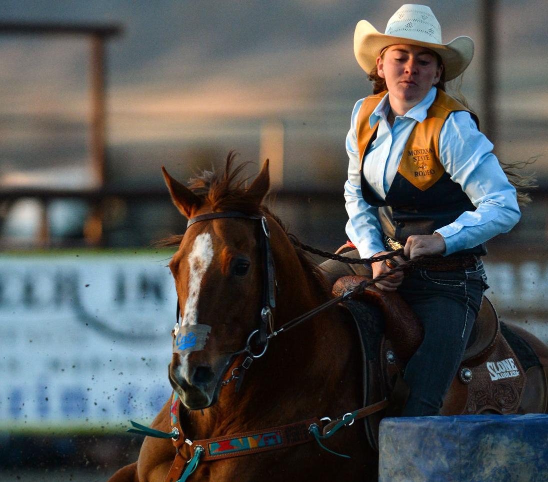 MSU Spring Rodeo, Night 2