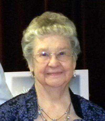 Mildred Charlene Niebel Townsend