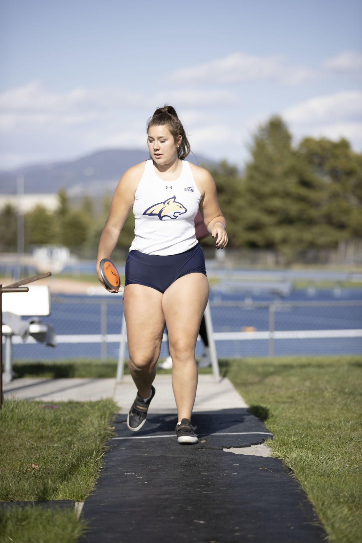 Montana State track and field