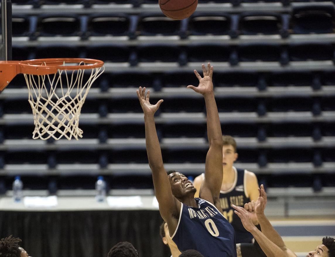 MSU Men's Hoops v. Portland State
