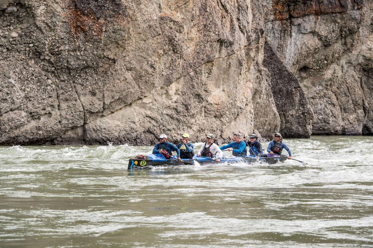 Gallatin Gateway's Hutchison teams up to win Yukon River