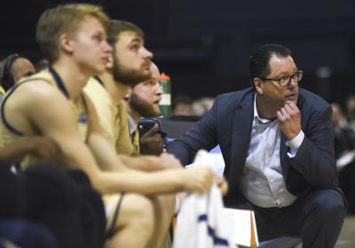 MSU Men's Hoops v. Weber State