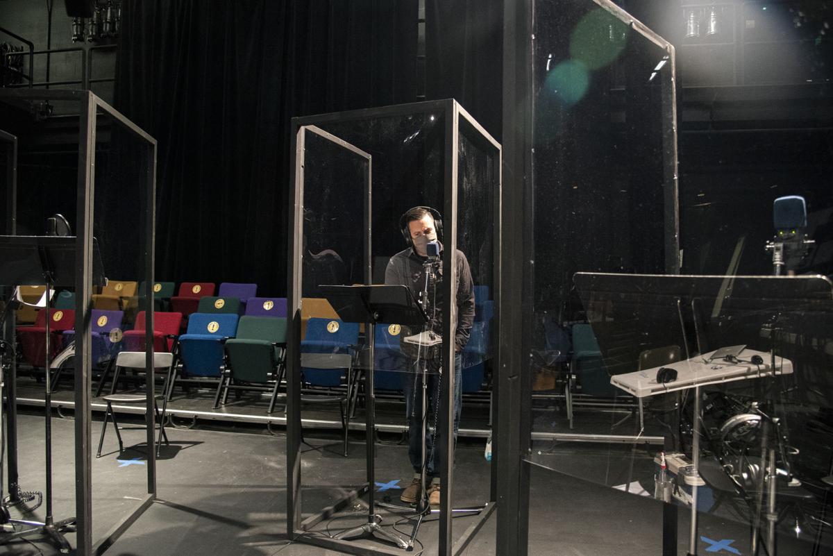 Hamlet Radio Play, Montana Shakespeare in the Parks