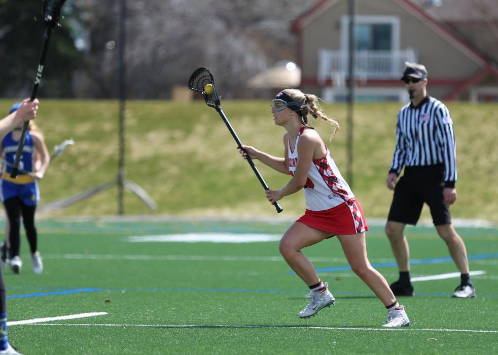 Lizzie Totten Bozeman Lacrosse