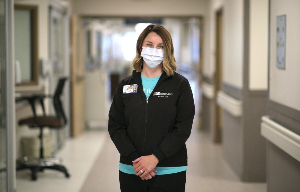 Rebecca Williamson, Bozeman Health