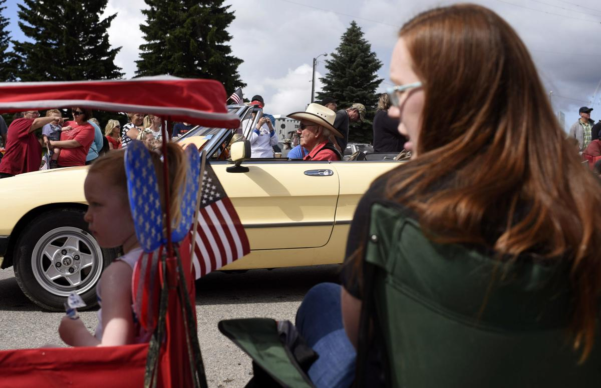 Ennis Fourth of July Parade