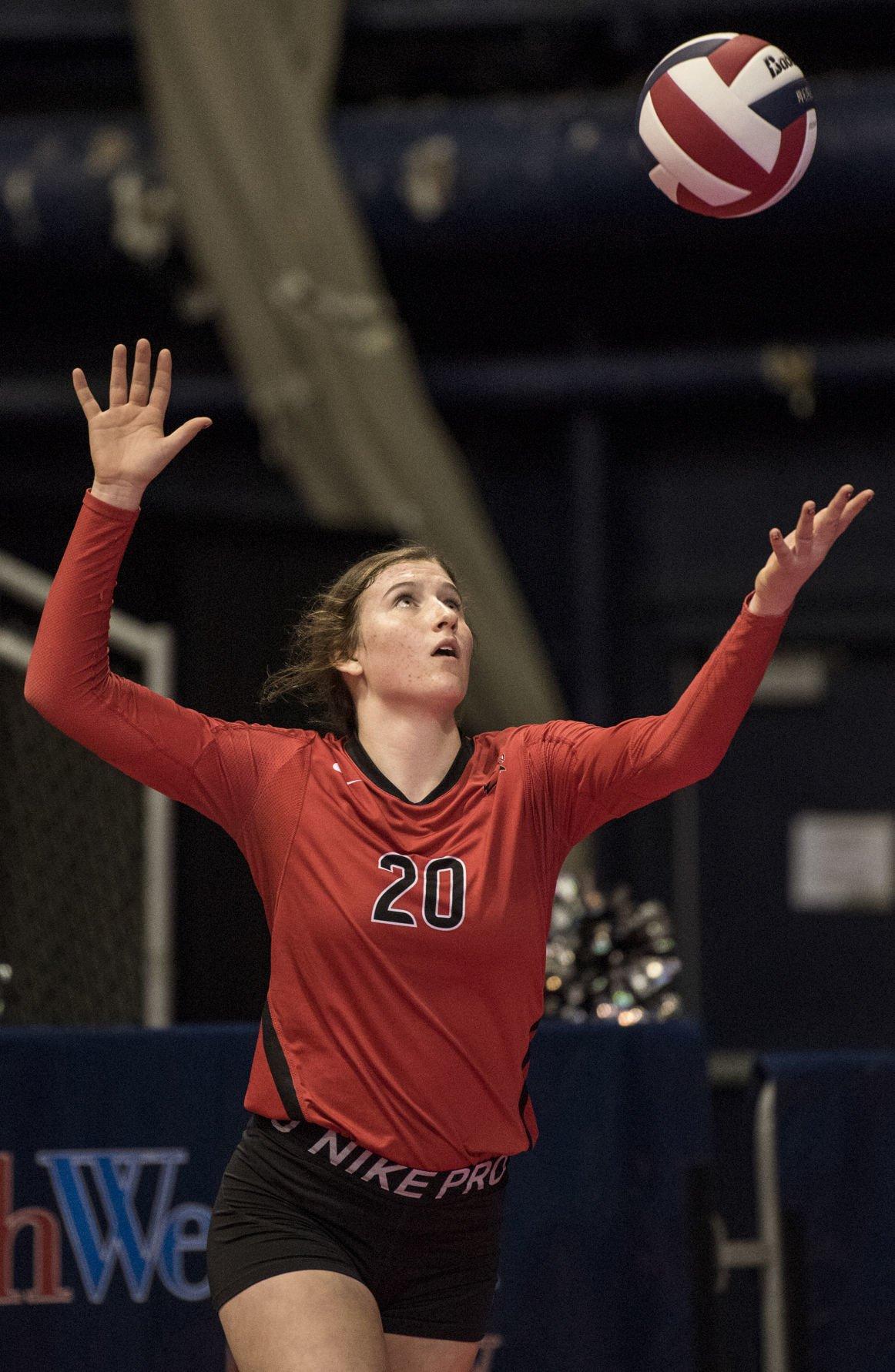 BHS Volleyball v. Missoula Sentinel