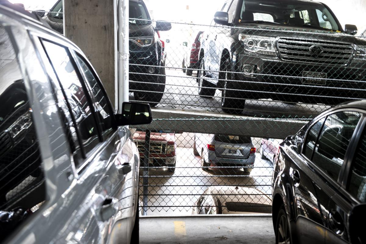 Parking Garage File