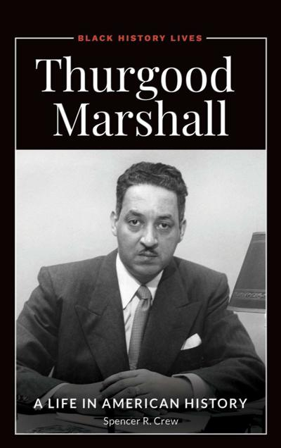 Thurgood Marshall book jacket