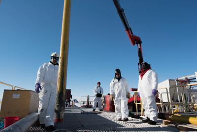 MSU-led team featured in international media for Antarctic discovery