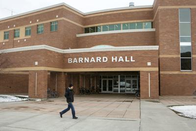 MSU Campus Barnard Hall