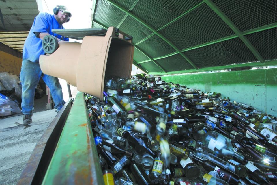 Auto Glass Recycling