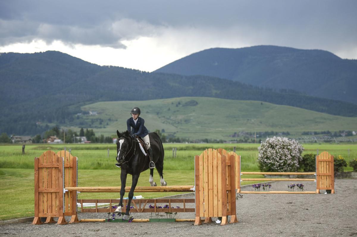 Hunter Jumper Horse Show