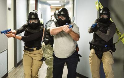 Montana State police train to prevent violent tragedies | Montana