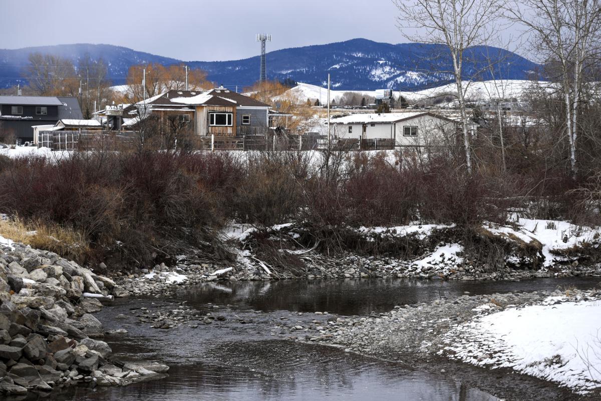 Gallatin River Floodplains