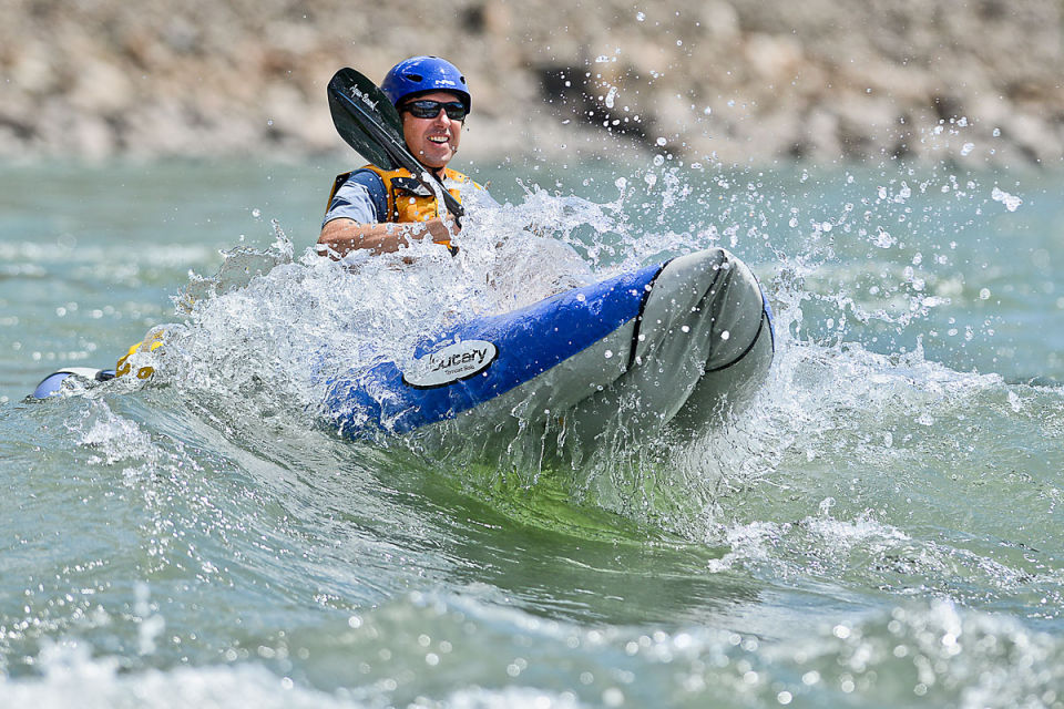 Whitewater on the Yellowstone: | Rafting