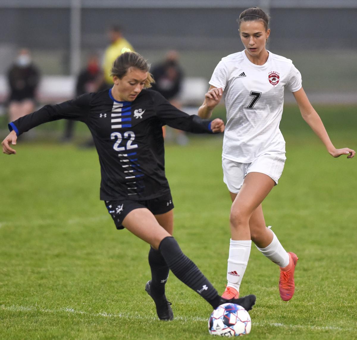 Girls Soccer, Hawks v. Raptors (copy)