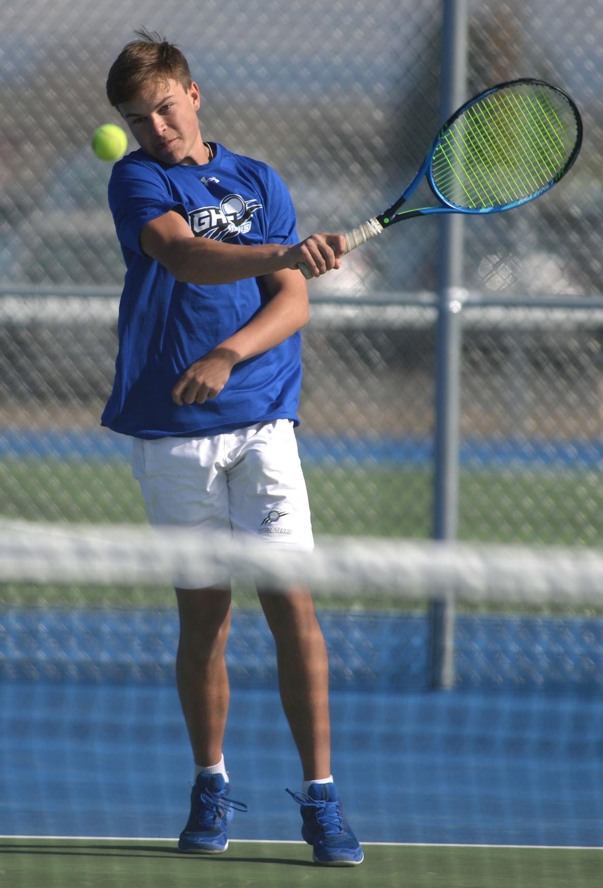 Gallatin High v. Helena Tennis (copy)