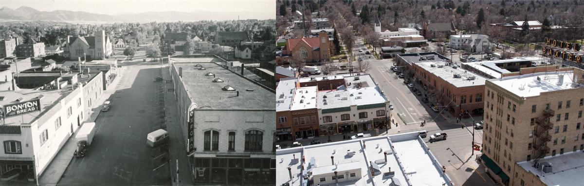 Willson Avenue and Main Street