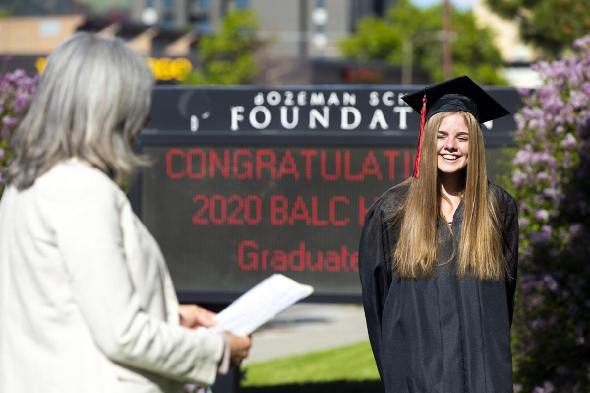 Rebecca Holm HiSET Graduation
