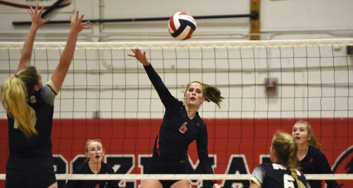 BHS Volleyball v. Billings West (copy)