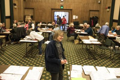 Counting Ballots, Midterm Elections 2018