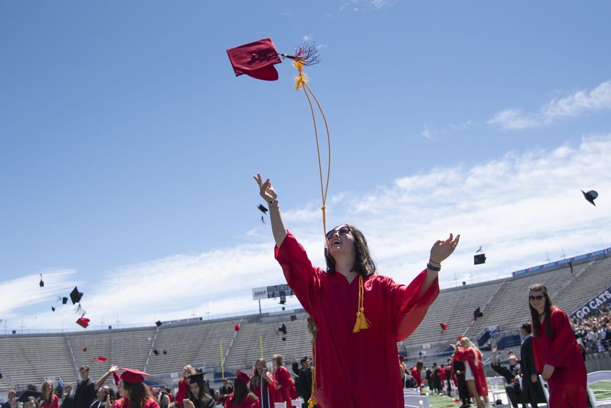 bozeman high graduation