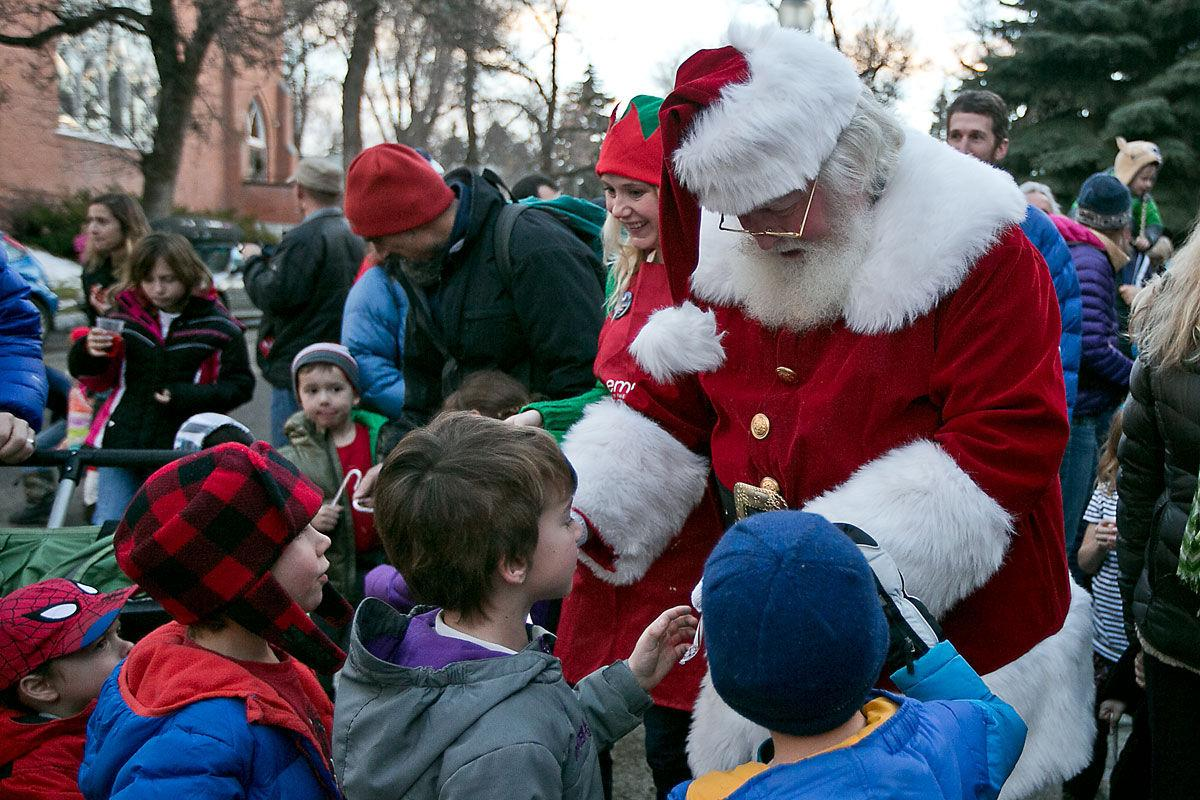 Bozeman Christmas Stroll 2020 Thousands turnout for downtown Bozeman Christmas Stroll | News